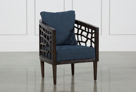 Display product reviews for ARAGON ACCENT CHAIR