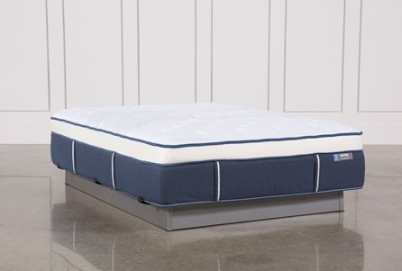 Display product reviews for BLUE SPRINGS PLUSH QUEEN MATTRESS