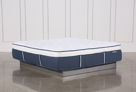 Display product reviews for BLUE SPRINGS PLUSH CALIFORNIA KING MATTRESS