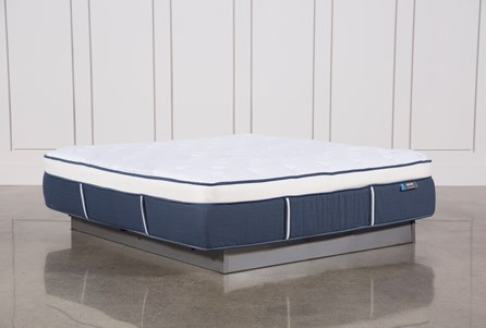 Display product reviews for BLUE SPRINGS PLUSH EASTERN KING MATTRESS