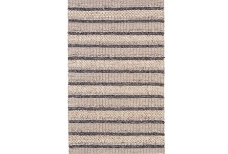 Display product reviews for 96X132 RUG-NATURAL TEXTURED WOOL STRIPE