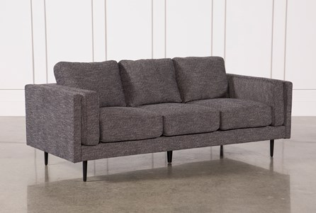 Display Product Reviews For Aquarius Dark Grey Sofa