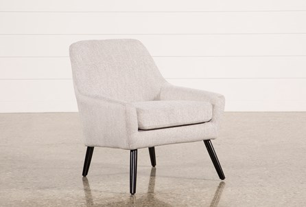 Display product reviews for CELESTE LIGHT GREY ACCENT CHAIR