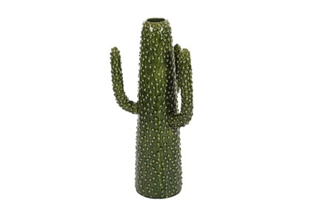 Display product reviews for 20 INCH TEXTURED CACTUS VASE