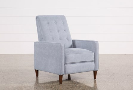 Display product reviews for DARCY RAIN HIGH LEG RECLINER