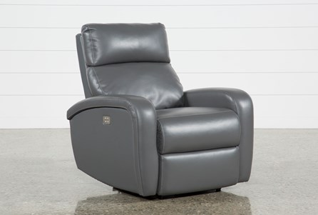 Display product reviews for DARWIN GRAPHITE POWER WALLAWAY RECLINER