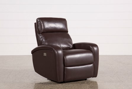 Display product reviews for DARWIN CHOCOLATE POWER WALLAWAY RECLINER
