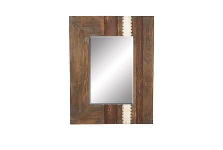 Display product reviews for 36 INCH MIXED MEDIA MIRROR