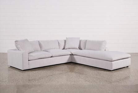 Display product reviews for KIT-HAVEN 3 PIECE SECTIONAL