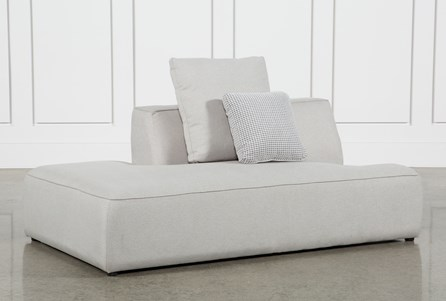 Display product reviews for MAGGIE LIGHT GREY LAF SOFA