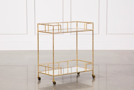 Display product reviews for GOLD BAR CART