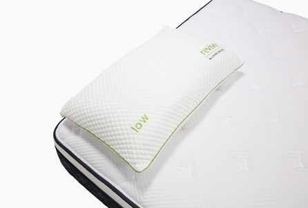 Display product reviews for GLACIER GEL PILLOW-LOW PROFILE QUEEN
