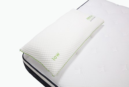 Display product reviews for GLACIER GEL PILLOW-LOW PROFILE KING