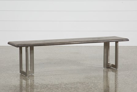 Display product reviews for KIT-PORTLAND DINING BENCH