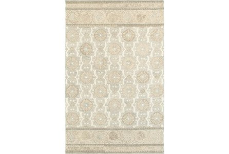 Display product reviews for 96X120 RUG-TINLEY FLOWERS