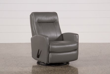 Display product reviews for DALE III POLYURETHANE SWIVEL GLIDER RECLINER