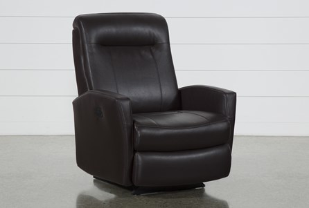 Display product reviews for DALE III POLYURETHANE POWER ROCKER RECLINER W/POWER HEADREST