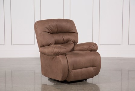 Display product reviews for DECKER II FABRIC POWER ROCKER RECLINER