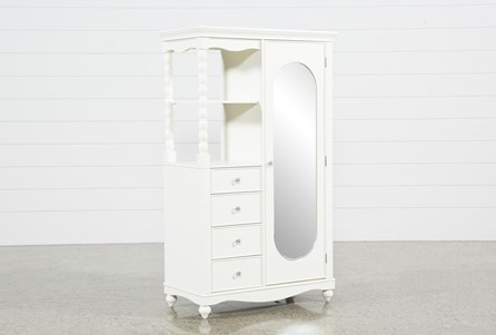 display product reviews for madison white armoire - White Wardrobe
