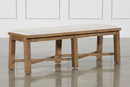 Display product reviews for MARKET DINING BENCH