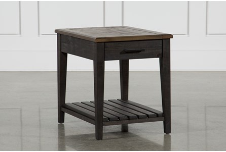 Display product reviews for FOUNDRY END TABLE