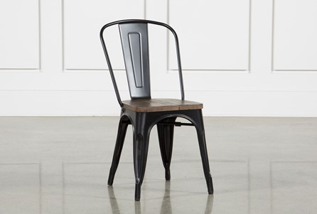 Display product reviews for FOUNDRY METAL SIDE CHAIR