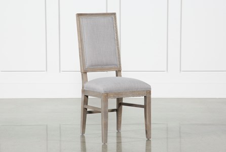 Display product reviews for FULTON SIDE CHAIR
