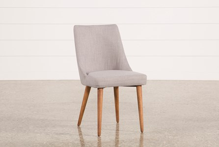 Display product reviews for MODA GREY SIDE CHAIR