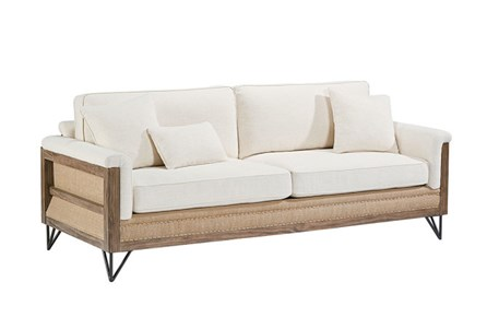 Display product reviews for MAGNOLIA HOME PARADIGM SOFA BJG