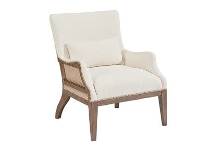Display product reviews for MAGNOLIA HOME RENEW IVORY ACCENT CHAIR BJG