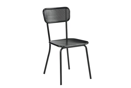 Display product reviews for MAGNOLIA HOME METHOD MESH BACK SIDE CHAIR BJG