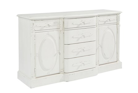 Display product reviews for MAGNOLIA HOME CAMEO BUFFET BJG