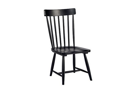 Display product reviews for MAGNOLIA HOME SPINDLE BACK SIDE CHAIR BJG