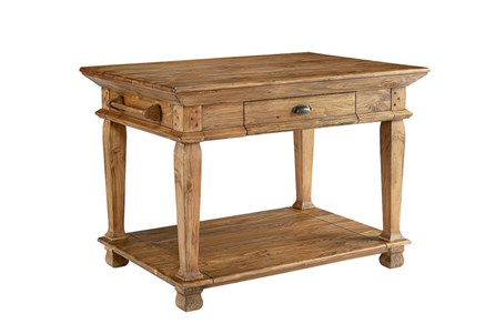 Display product reviews for MAGNOLIA HOME SWEDISH FARM KITCHEN ISLAND BJG