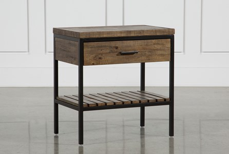 Display product reviews for FOUNDRY OPEN NIGHTSTAND