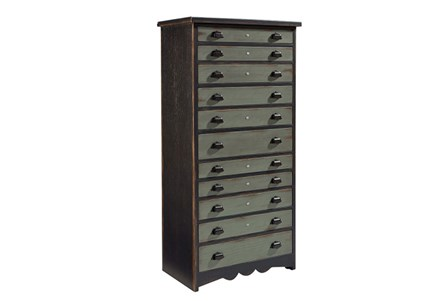 Display product reviews for MAGNOLIA HOME LIBRARY PATINA CHIMNEY CHEST BJG