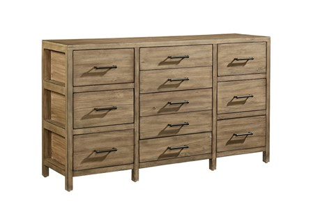 Display product reviews for MAGNOLIA HOME SCAFFOLD DRESSER BJG