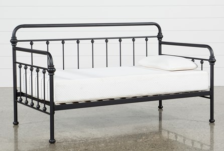 Display product reviews for KNOX METAL TWIN DAYBED