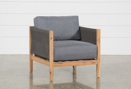 Display product reviews for OUTDOOR SIENNA LOUNGE CHAIR