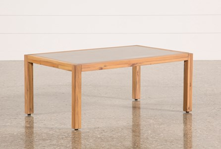 Display product reviews for OUTDOOR SIENNA COFFEE TABLE