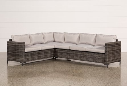 Display product reviews for OUTDOOR DOMINGO BANQUETTE SECTIONAL