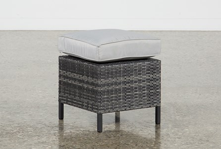 Display product reviews for OUTDOOR DOMINGO BANQUETTE OTTOMAN