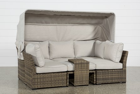 Display product reviews for OUTDOOR AVENTURA II DAYBED