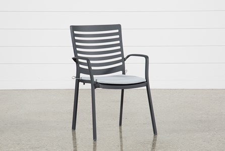Display product reviews for OUTDOOR ANDAZ DINING CHAIR