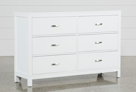 Display product reviews for HAYDEN WHITE DRESSER