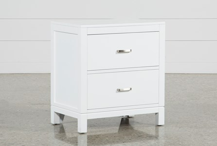 Display product reviews for HAYDEN WHITE NIGHTSTAND