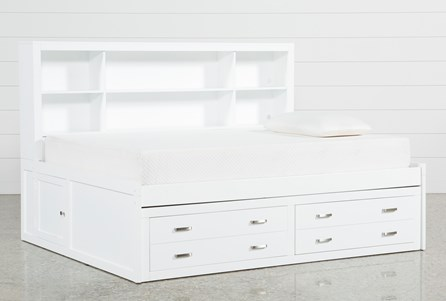 Display product reviews for KIT-HAYDEN WHITE FULL ROOMSAVER BED