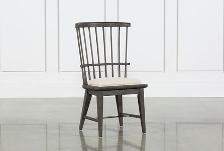 Display product reviews for CANDICE II SLAT BACK SIDE CHAIR