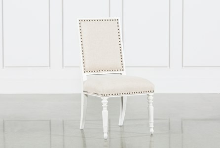 Display product reviews for CANDICE II UPHOLSTERED SIDE CHAIR