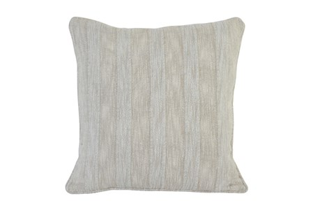 Display product reviews for ACCENT PILLOW-HERITAGE LINEN PEBBLE 22X22